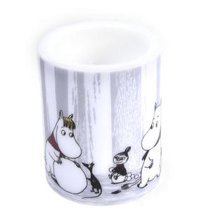 Winter Trip 12cm Moomin Candle Thumbnail 3