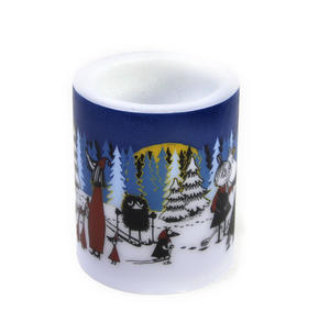 Winter Forest 12cm Moomin Candle Thumbnail 3