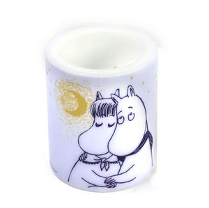 Winter Romance 12cm Moomin Candle