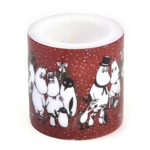 Winter Magic 8cm Moomin Candle