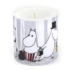 Winter Trip 8cm Moomin Candle Thumbnail 2