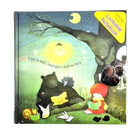 Poppy Loves - Gorjuss Lockable Notebook