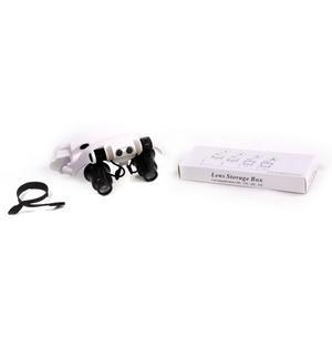 Ultimate Loup - Dual LED Lens Magnification Head Set 10x, 15x, 20x, 25x for Clock & Jewel Repairs Thumbnail 3