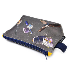 Space Flight Bag Pencil Case/ Cosmetics & Make Up Case Thumbnail 2