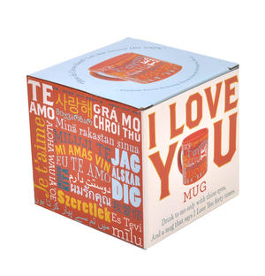 I Love You in 40 Languages Mug Thumbnail 2