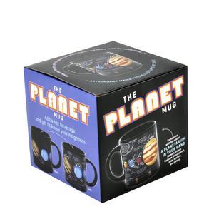 Planets Solar System Heat Change Mug Thumbnail 4