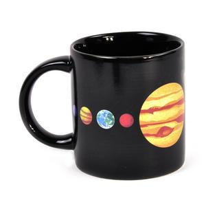 Planets Solar System Heat Change Mug Thumbnail 6