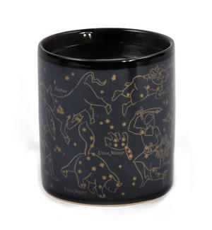 Golden Constellations Heat Change Mug Thumbnail 2