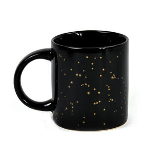 Golden Constellations Heat Change Mug Thumbnail 4