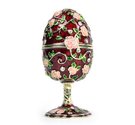 Jewelled Music Egg - Johann Pachelbel Canon in D Major