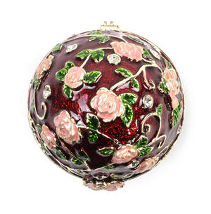 Jewelled Music Egg - Johann Pachelbel Canon in D Major Thumbnail 5