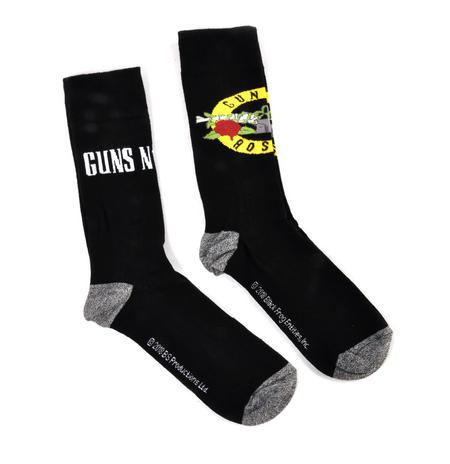 Guns N Roses - 2 Pack Socks