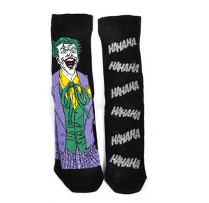 Joker 'Ha Ha Ha' Batman - 2 Pack Socks Thumbnail 1