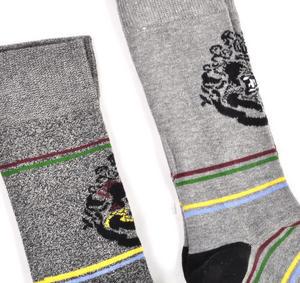 Harry Potter Hogwarts Badge - 2 Pack Socks Thumbnail 5