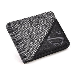 Superman Herringbone  Wallet Thumbnail 1