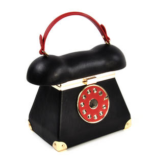 Telephone Beauty - Deluxe Wow!!! Bag - A Cross Body / Handbag Creation by Red Fox Fashion Thumbnail 1