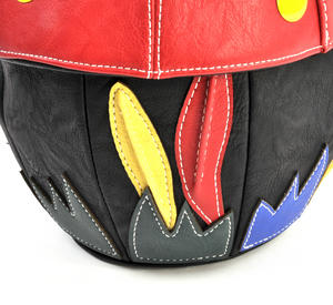 Red Capped Magic Mushroom - Deluxe Wow!!! Bag - A Creation by Red Fox Fashion Thumbnail 5