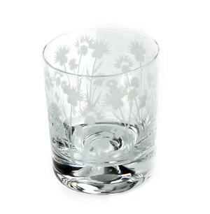 Thistle - 30cl Animo Glass Whiskey Tumbler by The Milford Collection Thumbnail 3