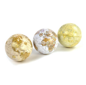 Three Globe Explorer Collection with Individual Stands Thumbnail 2