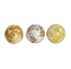 Three Globe Explorer Collection with Individual Stands Thumbnail 3