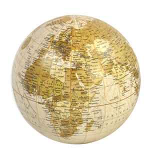 Three Globe Explorer Collection with Individual Stands Thumbnail 5