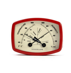 Magnetic Comfort Meter with Thermometer & Hygrometer to Attain Optimum Comfort