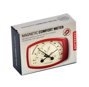 Magnetic Comfort Meter with Thermometer & Hygrometer to Attain Optimum Comfort Thumbnail 4
