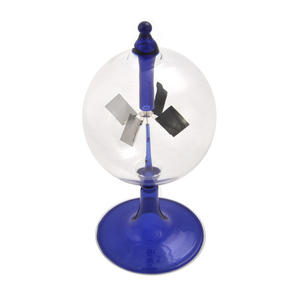 Blue Glass Solar Radiometer  - Measures Radiant Flux of Electromagnetic Radiation