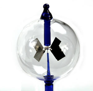 Blue Glass Solar Radiometer  - Measures Radiant Flux of Electromagnetic Radiation Thumbnail 3