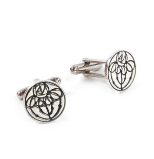 Cufflinks - Charles Rennie Mackintosh Thumbnail 3