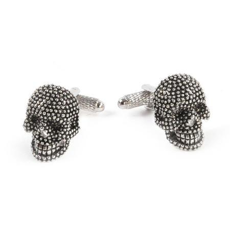 Cufflinks - Diamante Skulls