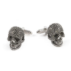Cufflinks - Diamante Skulls