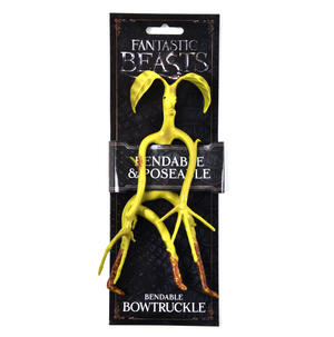 Bendable Bowtruckle - Fantastic Beasts and Where to Find Them - Noble Collection