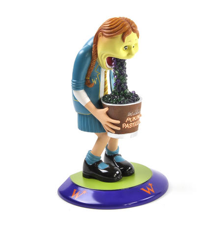 Puking Pastilles Bookend Noble Collection Harry Potter