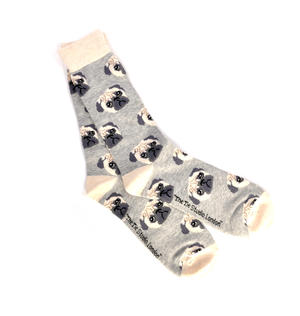 Pug Socks Thumbnail 1