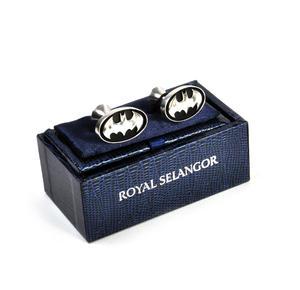 Cufflinks - Batman Logo by Royal Selangor Thumbnail 3