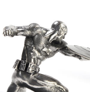 Captain America / First Avenger - Figurine / Sculpture by Royal Selangor Thumbnail 2