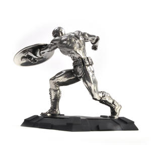 Captain America / First Avenger - Figurine / Sculpture by Royal Selangor Thumbnail 4