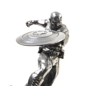 Captain America / First Avenger - Figurine / Sculpture by Royal Selangor Thumbnail 6