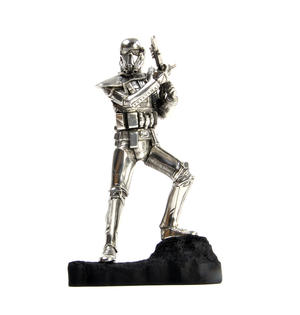 Star Wars Death Trooper - Figurine / Sculpture by Royal Selangor Thumbnail 1