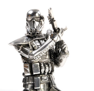 Star Wars Death Trooper - Figurine / Sculpture by Royal Selangor Thumbnail 2