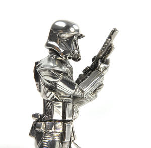 Star Wars Death Trooper - Figurine / Sculpture by Royal Selangor Thumbnail 3