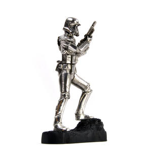 Star Wars Death Trooper - Figurine / Sculpture by Royal Selangor Thumbnail 4