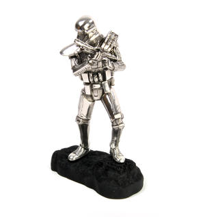 Star Wars Death Trooper - Figurine / Sculpture by Royal Selangor Thumbnail 5