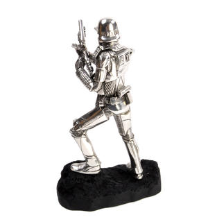Star Wars Death Trooper - Figurine / Sculpture by Royal Selangor Thumbnail 6