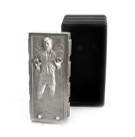 Star Wars - Han Solo Frozen Container - Figurine / Sculpture by Royal Selangor