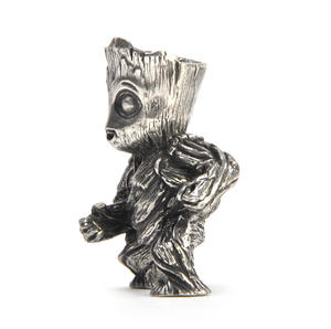 Groot - Marvel Figurine / Sculpture by Royal Selangor Thumbnail 2