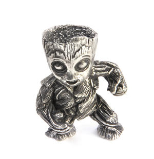 Groot - Marvel Figurine / Sculpture by Royal Selangor Thumbnail 4