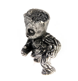Groot - Marvel Figurine / Sculpture by Royal Selangor Thumbnail 5