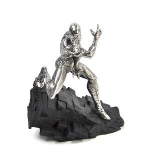 Spiderman Webslinger - Marvel Figurine / Sculpture by Royal Selangor Thumbnail 6